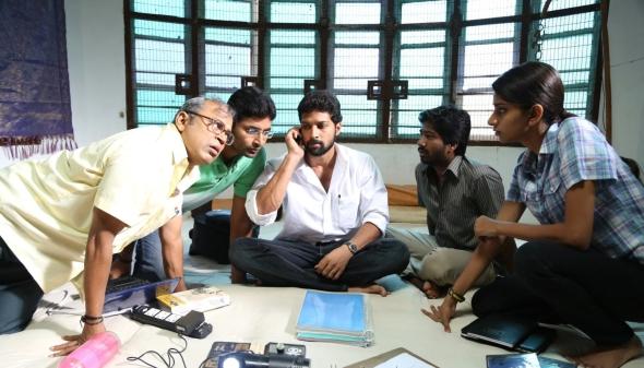Kathai Thiraikathai Vasanam Iyakkam Movie Stills