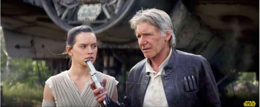Han Solo & Rey
